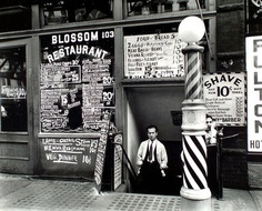 Image result for vintage barber shop front signage