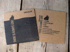 FPO: Symon Hajjar CD Packaging