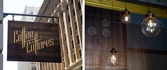 coffee, shop, light, lights, Edison