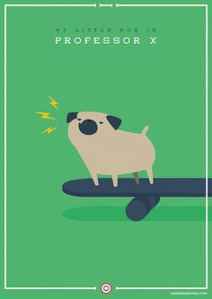 extraordinary doggies illustration #illustration #dogs