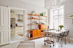 INTERIOR INSPIRATION : JAG ÄLSKAR SWEDEN. #interior #design