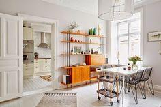 INTERIOR INSPIRATION : JAG ÄLSKAR SWEDEN. #interior design