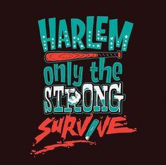 tees6.jpg (651×650) #lettering #harlem #survive #type #typography