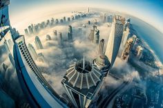 CJWHO #dubai #cloud #sky #landscape #skyscraper #photography #luxury