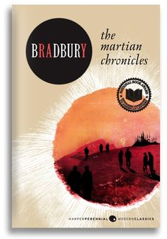 35 Amazing Book Covers From 2011 - You The Designer | You The Designer #martian #design #bradbury #book #cover #ray #chronicles #adam #johnson