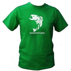 No Worries Apparel #bass #ass #ocallaghan #justjack #shirt #jack #shake #fishing #green