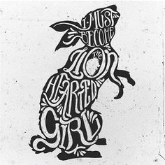 Typeverything.com by Joshua Noom. #rabbit