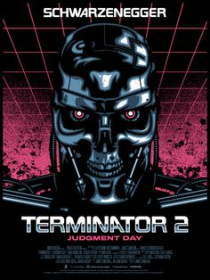 TERMINATOR 2 posters: Onsale Info #judgment #terminator #day