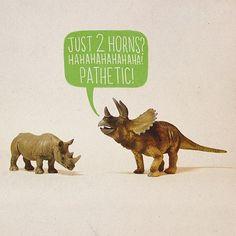 Defgrip - BMX, Design, Photography, and Culture blog #photo #dinosaurs #humor