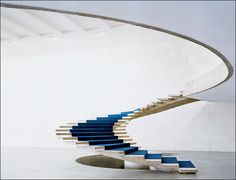 The New York Times > Magazine > Slide Show > The Last of the Moderns #stairs