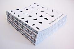 book design / ein stamm und drei arme on the Behance Network