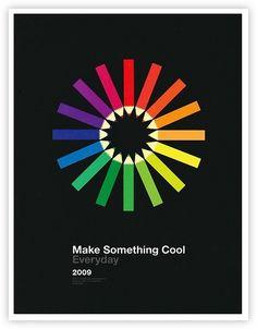 MSCE - 01 / 01 / 09 | Flickr – Compartilhamento de fotos! #design #illustration #poster #olly #moss