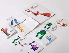 VCE Season Of Excellence - Projects - A Friend Of Mine #formats #cutouts #print #colours #stencil #materials #type #layout