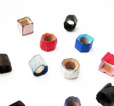 wooden rings #rings #wood