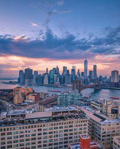 New Manhattan Skyline by @gmathewsva