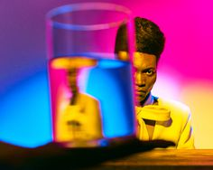 BENJAMIN CLEMENTINE on Behance