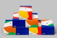 Arrels by Hey #box #branding #packaging