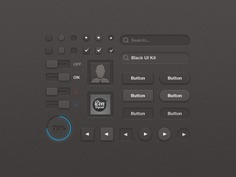 Black web elements with input box and login Free Psd. See more inspiration related to Texture, Box, Black, Web, Elements, Psd, Login, Web elements, Material, Interface, Horizontal, Input, Matte, Psd material and Interface elements on Freepik.