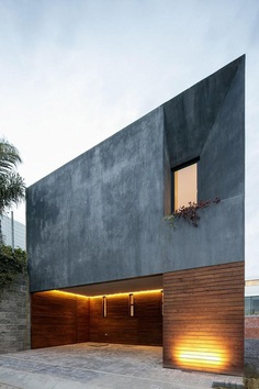Modern Mexican Residence Juggling With Geometric Volumes and Neat Lines 9