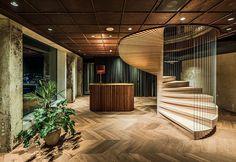 A'DAM Tower Loft in Amsterdam / Multipurpose Venue by TANK