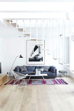 Idunsgate Apartment in Oslo / Haptic Architects