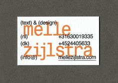 Jeremy Jansen #type #brand #card #business