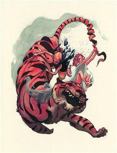 FFFFOUND! #tiger
