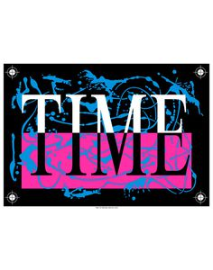 Visva: Photo #90s #time #splash #ugly #typography