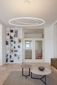 Letna Apartment in Prague by Objectum 9
