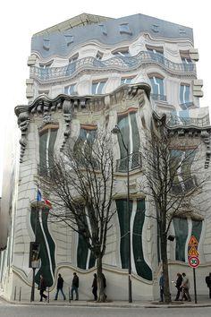 Photography, Painting, Wall Art, Trompe L'oeil, Paris