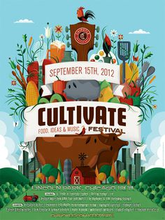 Invisible Creature Speaks » Blog Archive » Chipotle Cultivate 2012 #speaks #archive #blog #invisible #creature
