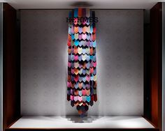 Hermes window display by Torafu Architects Tokyo