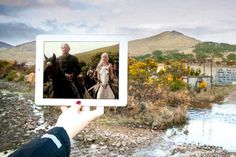 Game of Thrones: Fangirl Quest Recreate Their Favourite Film Scenes