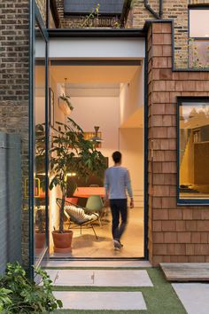 Victorian House Renovated in South London for a Young Family 1