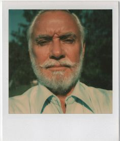 photo #beard #photography #polaroid