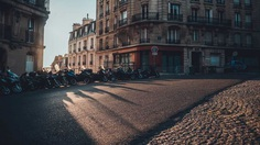 Cinematic Paris: Striking Street Photography by Stijn Hoekstra
