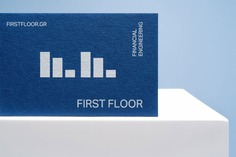 First Floor Branding - Mindsparkle Mag Luminous Design Group designed the branding for First Floor. #logo #packaging #identity #branding #design #color #photography #graphic #design #gallery #blog #project #mindsparkle #mag #beautiful #portfolio #designer