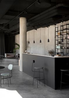 Menu Space by Norm Architects