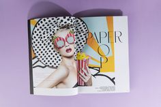 74 Mag- the hair bible #editorial #magazine
