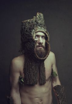 Portraits / Part One on Behance #tree #photography #portrait #man #face