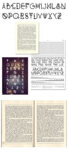 alexandre.liziard #liziard #alexandre #typography