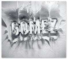 GOMEZ • Album Cover on Behance #dominique #falla