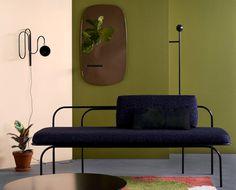 Curvy Scandinavian Furniture By Studio Finna | Trendland