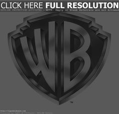 Warner Bros Logo 3d