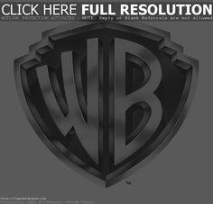 Warner Bros Logo 3d