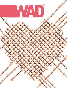 WAD COVER #35: THE FRIENDS ISSUE Files