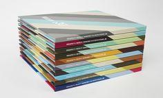 Proyecto EBC3 - Estudio de diseño gráfico - Neosbrand #coleccin #collection #books #libros