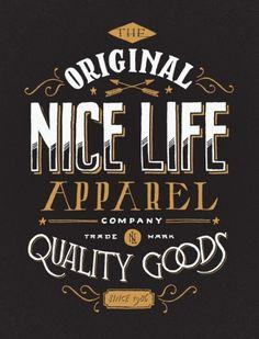 Nice Life Apparel