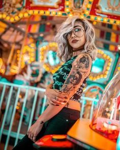 Portraitist — Jade Alynn by Manny Perez
