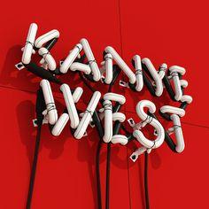 Kayne_2000px #typography